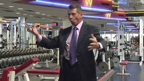 hilarious gifs   pure vince mcmahon dorkly post