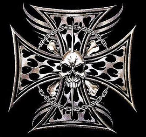 biker cross tattoos 95 best images about iron cross on best iron