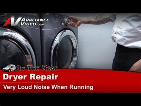 Clothes Dryer Making Noise Lg Gas Dryer Repair Does Not Heat Properly Dlg5966w