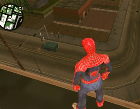 gta san andreas spiderman mod game free download for pc gta san andreas spiderman v1 for android mod gtainside com