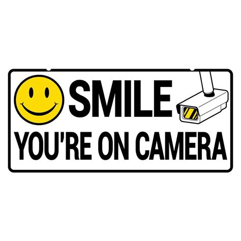 smile your on signs about