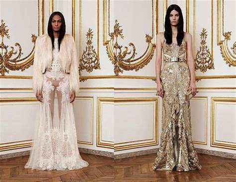 Runway Report Givenchy Couture by Givenchy Couture Fw10 3