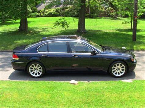 2005 Bmw 745li For Sale by Buy Used 2005 Bmw 745li Base Sedan 4 Door 4 4l In West New