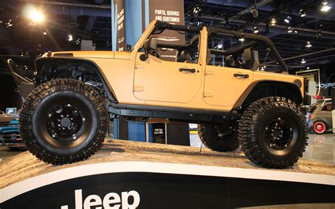 jeep sand color jeep wrangler sand trooper motor trend