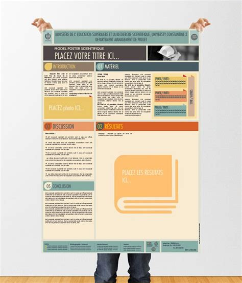 design poster on powerpoint scientific poster template powerpoint mod 232 le poster