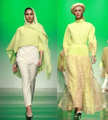 Busana Muslim Elegance fashionholic elegance forever koleksi busana muslim adrianto halim di jifw