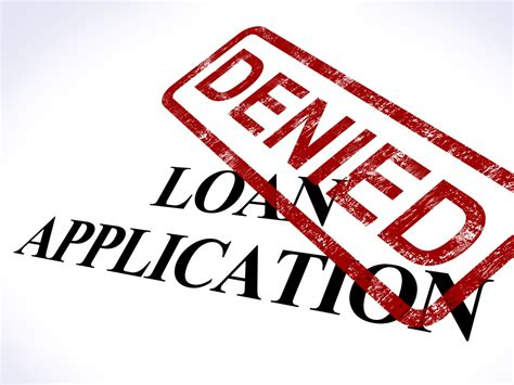 loan for a house with no credit 3 things that could get your mortgage application denied quizzle com blog