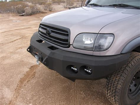 2003 Toyota Tundra Front Bumper Heavy Duty Winch Bumper For Toyota Autos Post