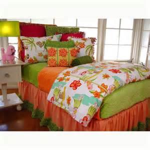hawaiian poodle bedding and nursery kid sets in bedding