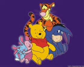 winnie pooh friends clipt art wallpaper