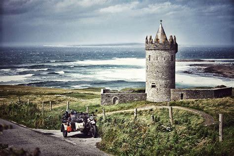 yasinda motosiklet ile duenya turu ntv
