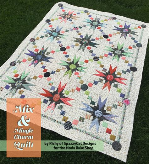 Moda Bake Shop Quilt Patterns by Mix And Mingle Quilt Moda Bake Shop Bloglovin