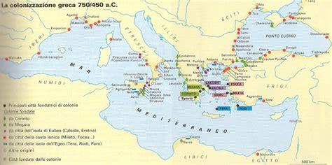 grecia antica mappa muta grecia antica eseu