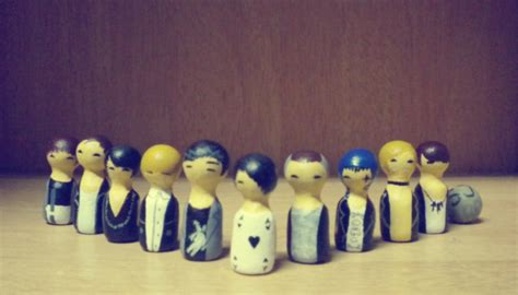 Suju Creative 5 suju mini bowling set by gmyzo4kpop on deviantart
