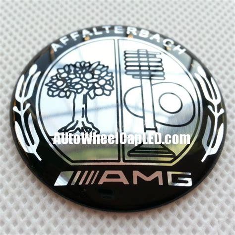 Vespa Emblem Gl Metal Hitam Coating Set amg mercedes affalterbach chrome silver apple tree 57mm badge emblem bonnet metal