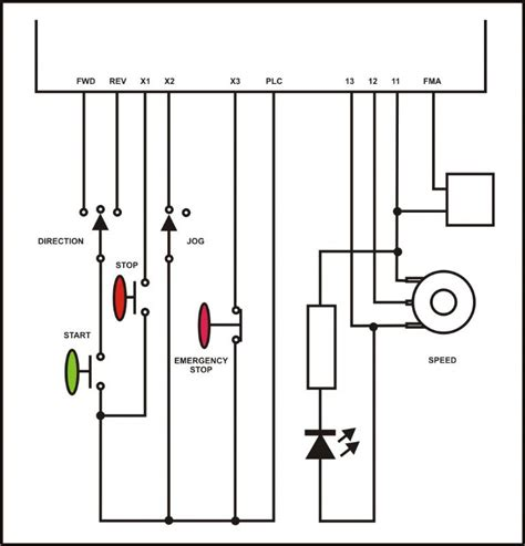 three phase emergency stop wiring diagram wiring diagram