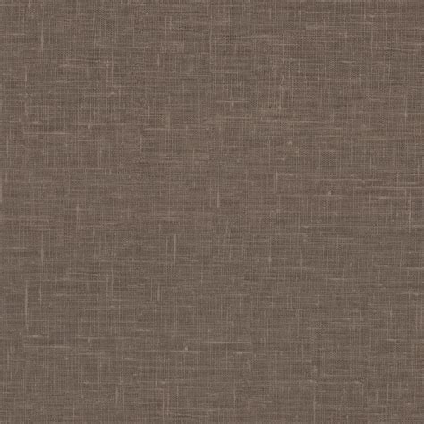 beyond basics linge taupe linen texture wallpaper 420 87093 the home depot