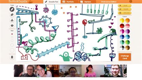 how to use scoot and doodle scoot doodle on hangouts reviews edshelf