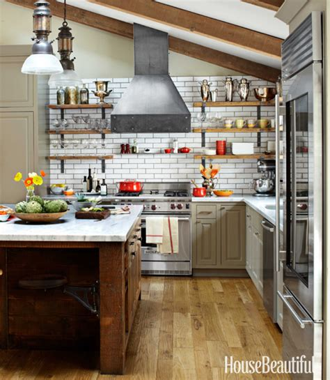 Paula Deen Kitchen Furniture a rustic industrial kitchen in napa valley modern diy