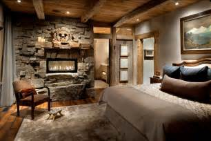 Cheap Antler Chandelier Rustic Bedrooms Design Ideas Canadian Log Homes