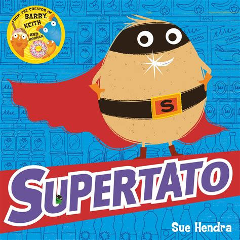 Supertato   Book by Sue Hendra   Official Publisher Page