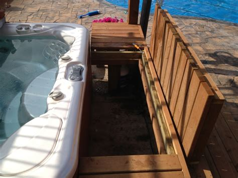 Removable Floor Panels by Tub Removable Deck Panels Ilovemyoasis