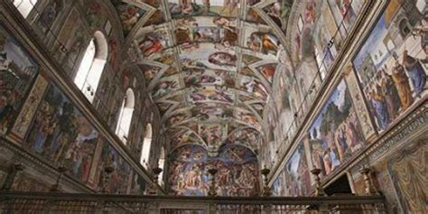 On The Ceiling Meaning by Sistine Chapel Dara Mccarthy