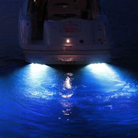 bayliner boat drain plug 50w 4000 lumen garboard boat drain plug light fire water