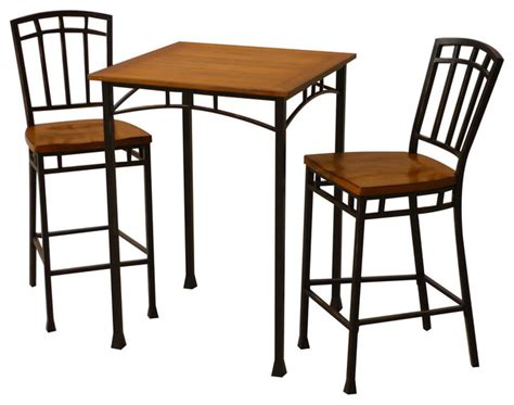 Craftsman Pub Tabletwo Stool Combo by Craftsman Stool And Table Set Craftsman Pub Table And 2