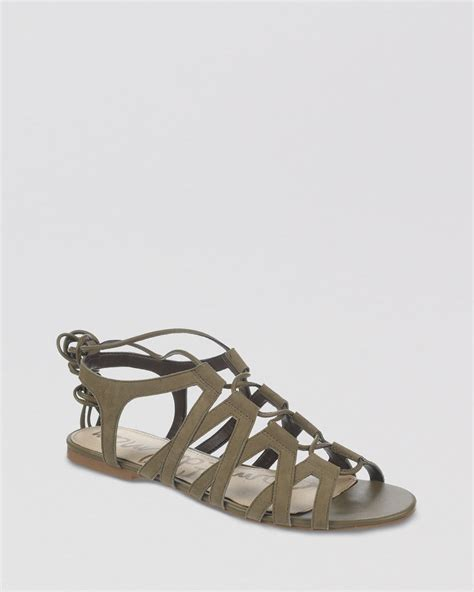 gladiator flat shoes sam edelman open toe flat lace up gladiator sandals boyden