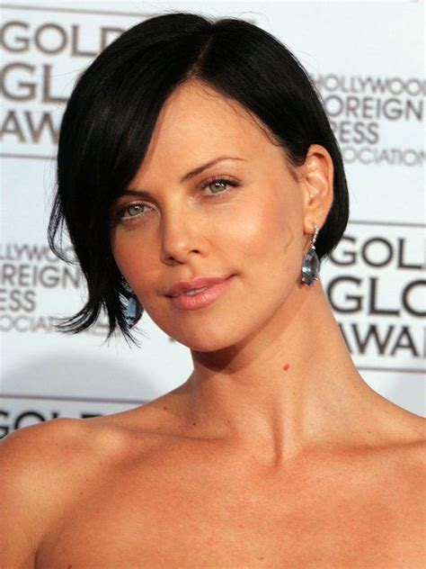 edgy haircuts charlize theron in aeon flux 17 best images about aeon flux on pinterest future