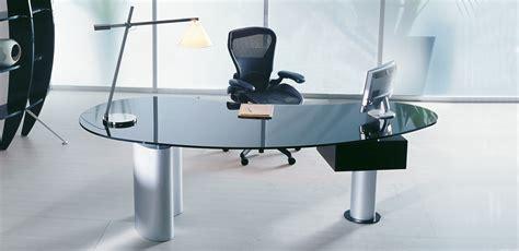 scrivanie in cristallo per ufficio vendita scrivania cristallo roma torino