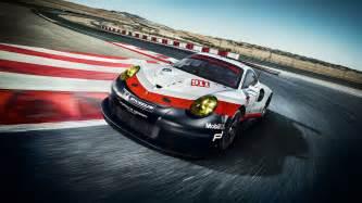 Porsche 911 Rsr Engine 2017 Porsche 911 Rsr Racer Adopts Mid Engined Layout