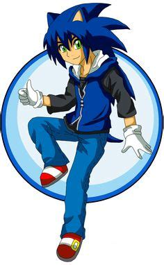 sonic characters  humans anime google search sonic