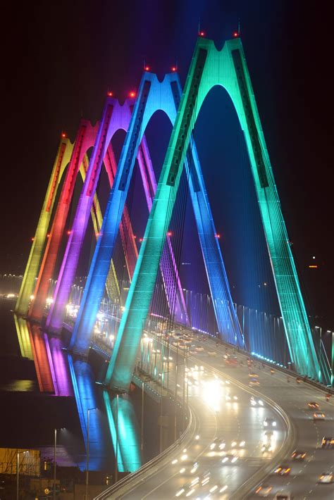 led hängele nhat bridge new outstanding look with thousands