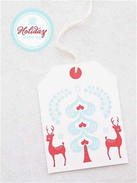 printable reindeer tags free printable christmas gift tags