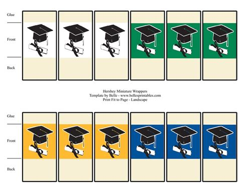 free printable graduation bar wrappers templates free free printable graduation bar wrappers