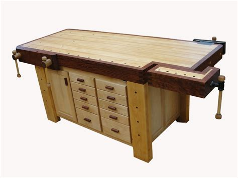 fine woodworking bench dream workbench finewoodworking