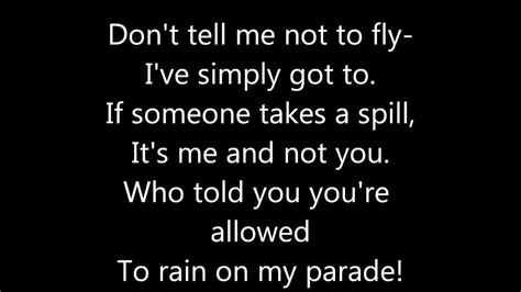 don t on my parade living a with alzheimer s and dementia books don t on my parade lyrics