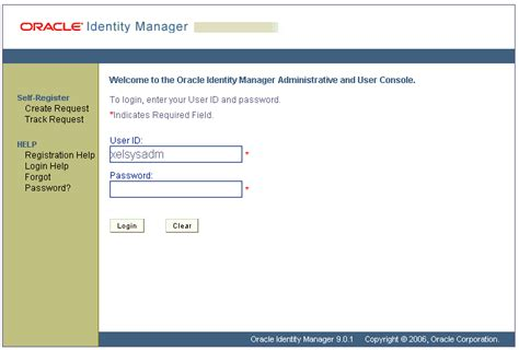 tutorial oracle identity manager customizing general page layout