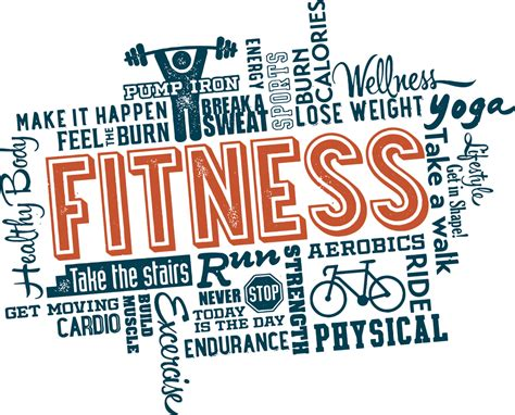 typography exercises fitness center business financing