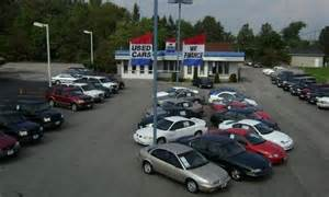 used car dealerships advantages and disadvantages