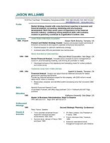 Format On Resume by Free Resumes Templates Cyberuse