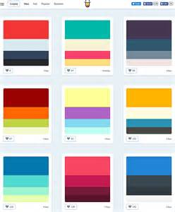 color hunt 18 tools for ecommerce web designers to create right color