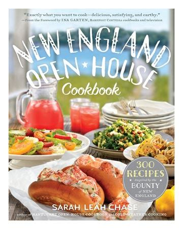 Open House Giveaways - giveaway new england open house cookbook leite s culinaria