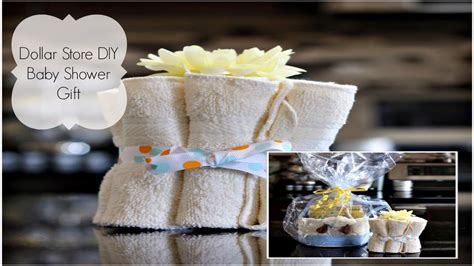 Baby Shower Stores by Dollar Store Diy Baby Shower Gift