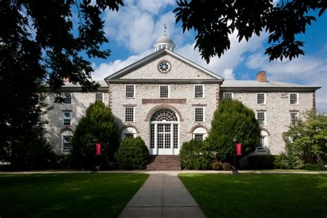 Dickinson College Mba by The Top Ten Most Eco Friendly Colleges East Coast