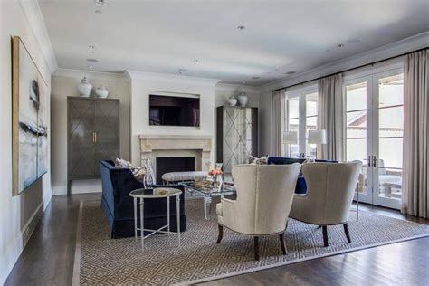 designs for living rooms in navy and beige navy and beige living room transitional living room