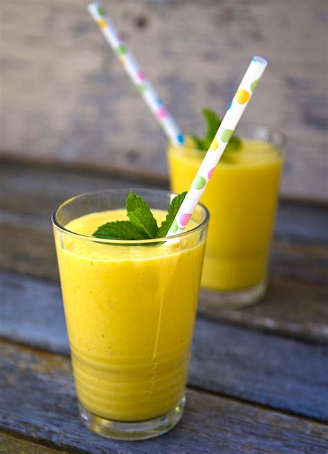 Mango Lassi beat the heat with mango lassi expatlog