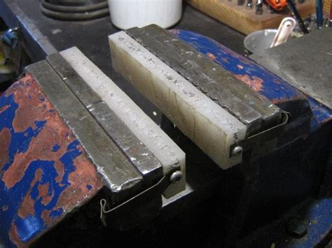 soft jaws for bench vise 1000 images about homemade vises on pinterest bench